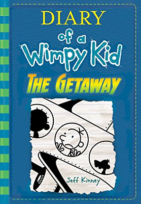 The Getaway (Diary of a Wimpy Kid Book 12) hardcover
