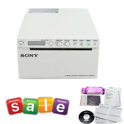 SONY UP-897MD Video Thermal Printer For CMS600P2 Portable Ultrasound Scanner New