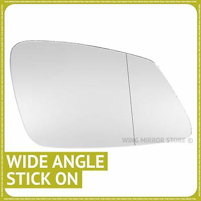 Wing Mirror BMW 3 series heated Fits to Reg 2000-2006 LHS wide angle