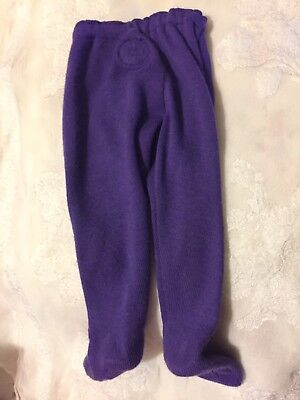 """Amazing Ally 18"""" Interactive Electronic Doll Purple Tights *Only GUC Free Gift"""