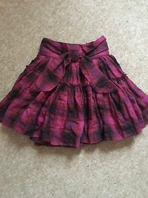 Girls Skirt By Ted Baker Age 3-4 Years