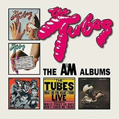 The Tubes - A&M Years [New CD] UK - Import