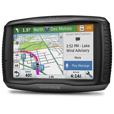 Garmin Zumo 595 LM Europe Motorcycle Motorbike Satellite Navigation | 5 Inch