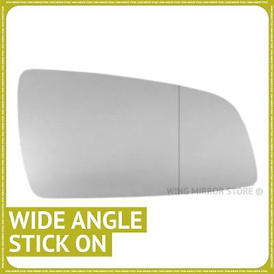Right Hand Driver Side Mirror Glass for Vauxhall Zafira B 2009-2014 0512RS