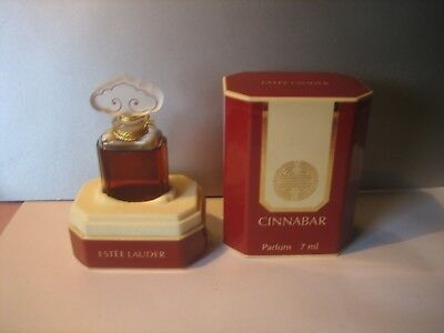 Parfumminiaturen Cinnabar E. Lauder OP 7 ml