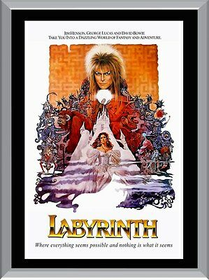 Labyrinth Movie A1 To A4 Size Poster Prints