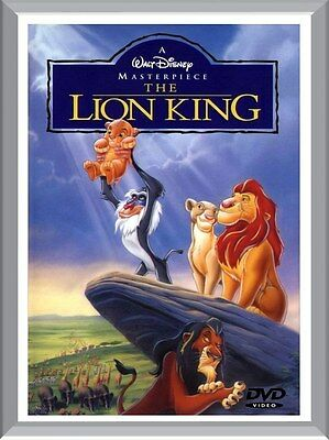 The Lion King Movie A1 To A4 Size Poster Prints