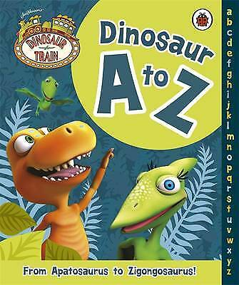 Dinosaur Train: Dinosaur A to Z, , Excellent