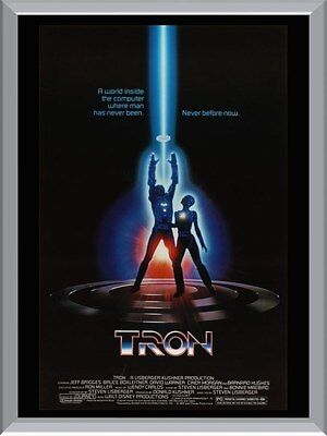 Tron Movie A1 To A4 Size Poster Prints