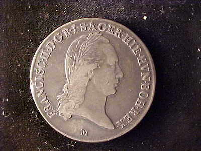Milan One Kronenthaler 1796M Few Rim Nicks***no Reserve