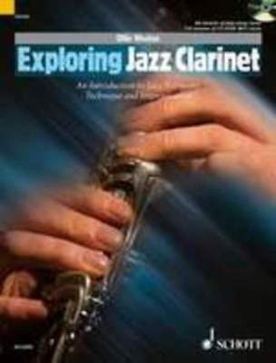 Exploring Jazz Clarinet Bk/Cd