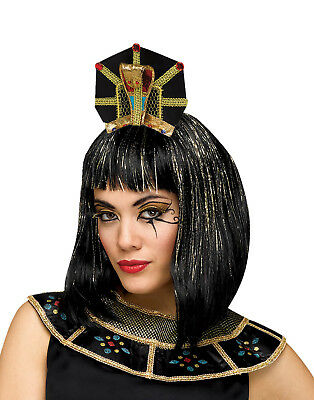 Egyptian Staff Egypt Cleopatra Pharaoh King Queen Royal Regal Gold Costume