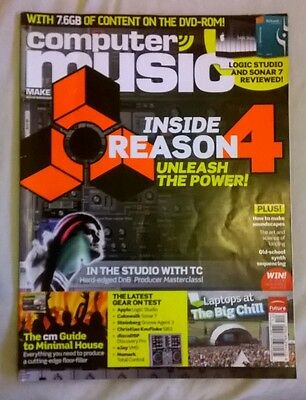 Computer music issue 249 november 2017 picclick uk for Inside 2007 dvd