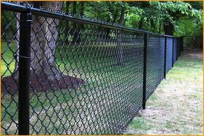 Hot Dipped Galvanized Chain Link Fence 1.53m*10m*65mm*65mm*2.5mm