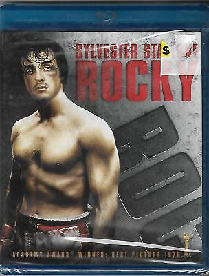Rocky (Blu-ray Disc, 2009) Brand New Sealed Sylvester Stallone