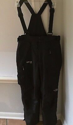 The North Face Ski Bib Boys Insulated Snow Suit Summit Series Size S