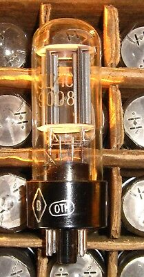 Lot of 1 piece 5C4S Full Wave Rectifier Tube (5Z4 CV1863) New NOS See Variations