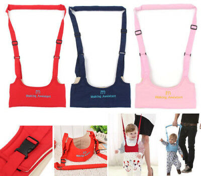 Baby Toddler Walk Assistant Infant Carry Walking Wing Belt Safety Harness Strap