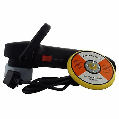 """Deltalyo Kestrel DAS6 6"""" Double Action Multi Speed Electric Polisher 150mm"""
