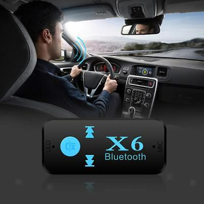 Bluetooth Music Audio Stereo Adapter Receiver for Car 3.5mm AUX IN Home MP3