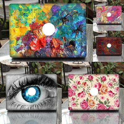 """Removable Protective Skin Sticker Cover for New MacBook Pro 13.3"""" Notebook"""