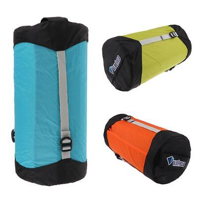 Compression Stuff Sack Camping Hiking Sleeping Bag Pack Storage Carry Bag