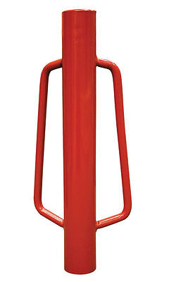 FarmGard 901147A Fence Post Driver, Red, 23-1/2""