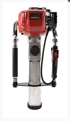 40cc Gas Powered T-Post Driver XL42Z  Engine 4 Stroke LIGHT DUTY