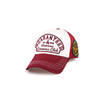 b9af46ed099 Unisex Mens Womens Guaranteed Mesh Baseball Cap Trucker Snapback Hats Wine