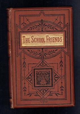 Kingston, William H G; The School Friends and other Tales. 1880 VG