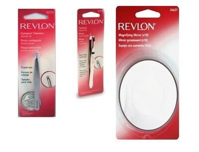 Revlon Mirror/tweezers/Nipper New and Sealed --Choose Tool---