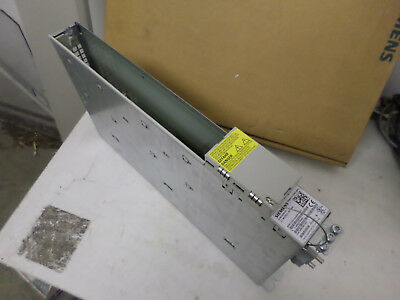 Siemens Simodrive Power Supply Module 1 Axis 8Amp -- 6Sn1123-1Aa00-0Ha0