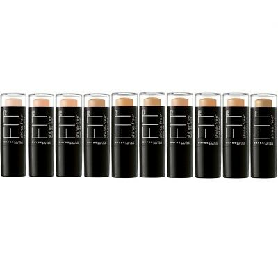 Maybelline Fit Me Shine Free + Balance Stick Foundation - Choose Your Shade