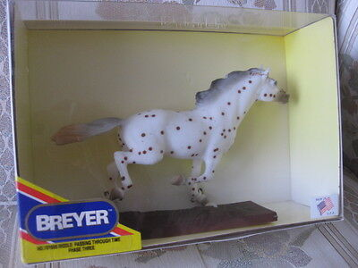 "Breyer Collectible Horse ""Riddle Passing Through Time"" #703595 Phase Three"