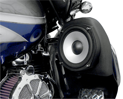 "Hogtunes Fairing Lower 7"" Woofer Kit For 1998-2013 Harley Touring, Trikes Fl-7W"
