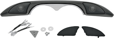 Hogtunes Tweeter Pod Dash Trim For 1998-2013 Harley Flht, Flhx, Fl Trikes Hf-1