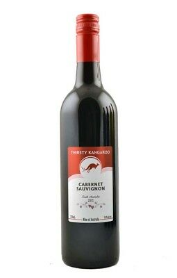 Premium Export Surplus Red Wine South Australia CABSAUV 6 bottles Free Delivery