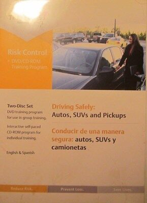 Interactive Safe Driving Training Video DVD