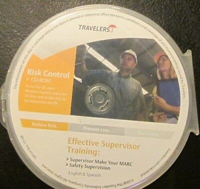 Effective Supervisor Traininng - Interactive Training Video DVD
