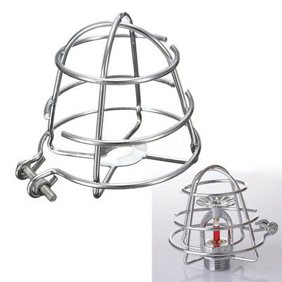 Chrome Plated Recessed Adjustable Fire Sprinkler Headguard Hook 1/2'' DN15/20 s