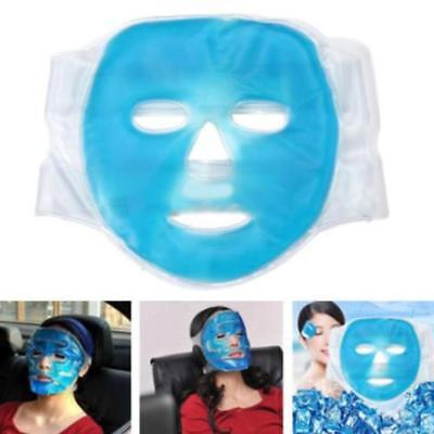Gel Hot Ice Pack Cooling Face Mask Pain Headache Relief Chillow Relaxing Pillow