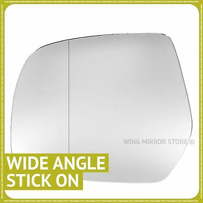 Right side for Ford Ranger 2007-2011wide angle wing door mirror glass