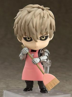 NEW Nendoroid 645 One Punch Man Genos Super Movable Edition PVC Figure  LHS