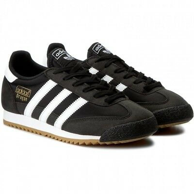 Adidas Original Dragon OG (BY9698) Athletic Shoes Sneakers Black