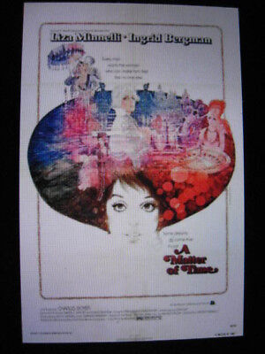 16mm Feature Film - 'A Matter of Time', 1976,  Liza Minnelli, Ingrid Bergman