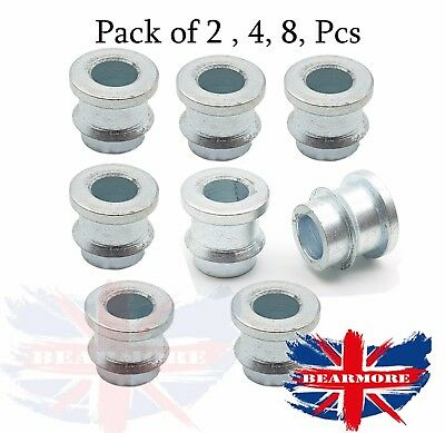 10mm-8mm Rod End High Misalignment Spacers Reducers Heim Joints Metric size