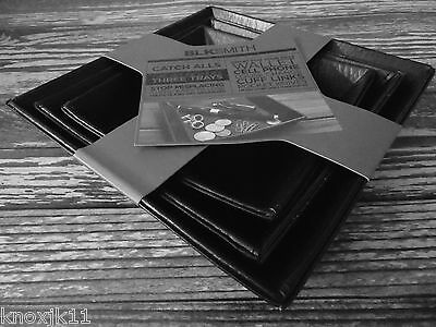 NEW Set (3) BLKSmith CATCH ALL TRAYS Keys Wallet Phone Change Pocket Knives NWT
