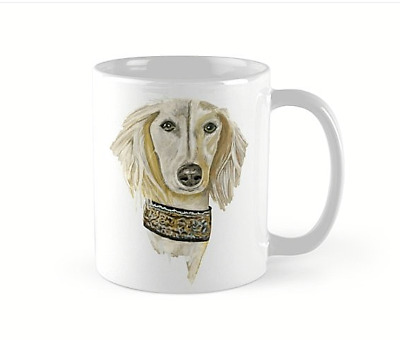 Saluki Mug Ideal gift idea for any Lover of Salukis.