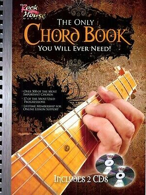 Only Chord Book You - Only Chord Book You Will Ever Need / Various [New CD]