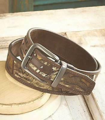 Realtree Camo Accessories Belt's  Men's Country Lodge Hunter's (38/40)